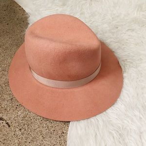 Rag & Bone Fedora Hat 100% Wool
